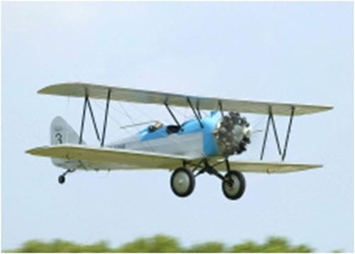 Vintage Plane Ride 58