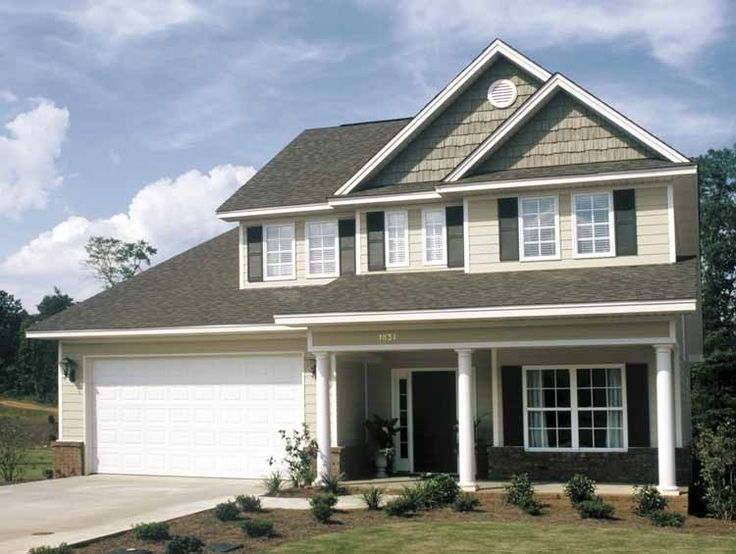 Open Source House Plans 47 best two story house plans images on pinterest | country house