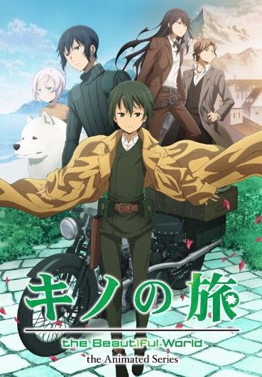 """Anime News Staff   The Emotional """"Kino's Journey"""" Anime Will Air This October   By  Baam Amaam  –                       August 26, 2017                                                           The official website for Kino's Journey -the Beautiful World- the...-http://trb.zone/the-emotional-kinos-journey-anime-will-air-this-october.html"""