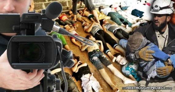 Bodies of 23 Dead Kids Allegedly Stolen for Use in Film of False Flag Chemical Attack in Syria #news #alternativenews