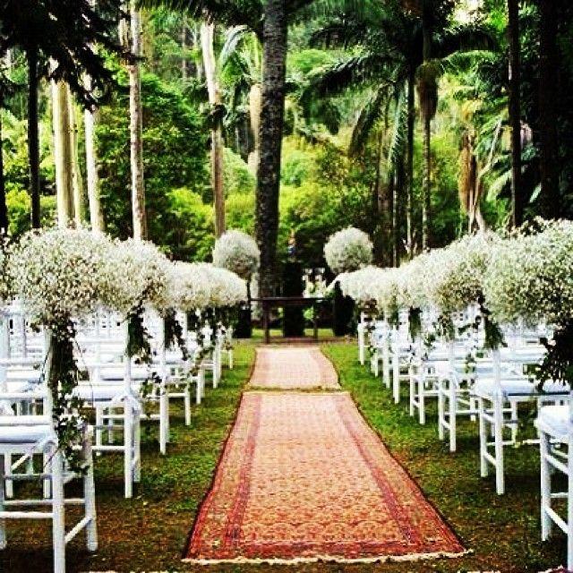 .@blogvidadois | Que tal casar assim numa tarde?