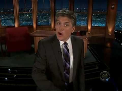 10 of the Best Moments from Late Night's Outgoing Cheeky Monkey, Craig Ferguson   Mediaite