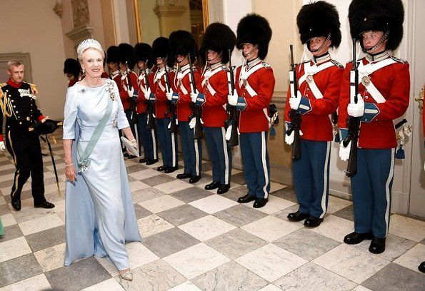 Gala Banquet Crown Prince Frederik S 50th Birthday Celebrations Hollywood Fashion Gala Princess Victoria