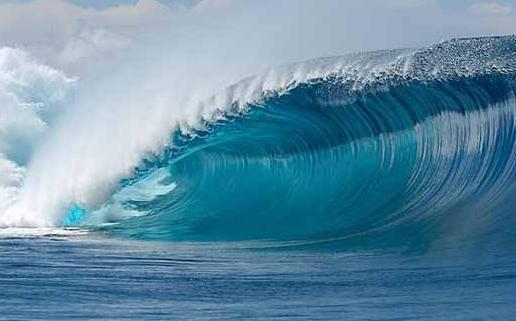 Significado de sonhar com ondas