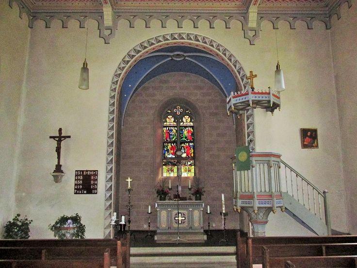 Perfect Kirche Reutlingen BW DE