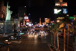 Las Vegas / Λας Βέγκας            -            Η ΔΙΑΔΡΟΜΗ ®