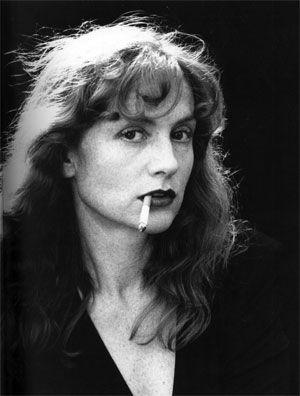 Isabelle Huppert, por Edouard Boubat