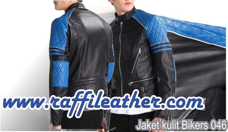 Jaket Kulit Bikers 046 Kereeen Cek =>> https://goo.gl/HCnKj4   #Jaketkulit #Jaketkulitbikers