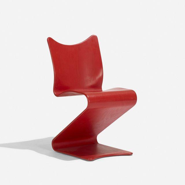 Verner Panton Thonet S Chair Model 275 1956 Artsy Verner Panton Danish Furniture Design Panton Chair