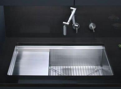 Kohler 33 Inch Stainless Steel Kitchen Sink Nice Look