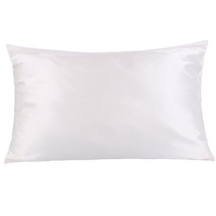 Oosilk Mulberry Silk Pillowcase With Hidden Zipper 19mm