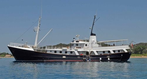 Cruise Director for our Luxury Expedition Yacht MY Drenec