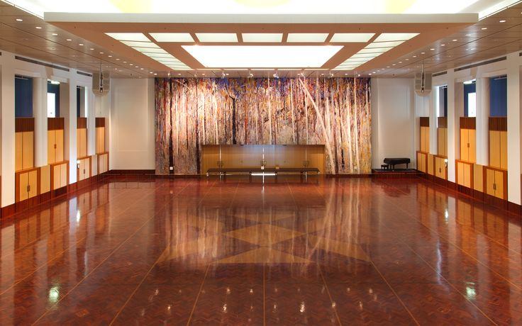 Parliament House Canberra | The Great Hall & Tapestry