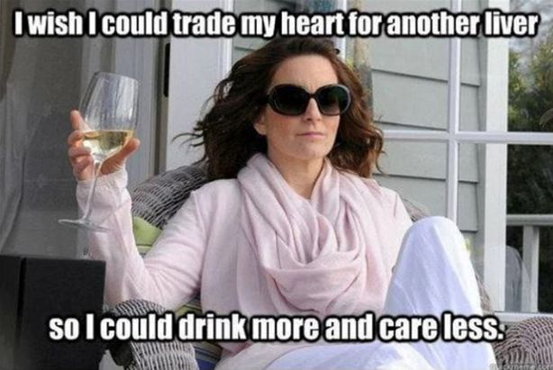Wine Memes For National Drink Wine Day, Because Nothing Goes ...