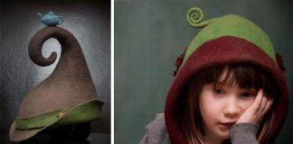 Šikovná Lena vyrába handmade klobúky a čiapky pre malých aj veľkých škriatkov či lesné víly