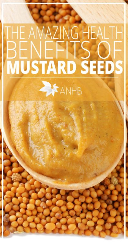 The Amazing Health Benefits of Mustard Seeds - All Natural Home and Beauty