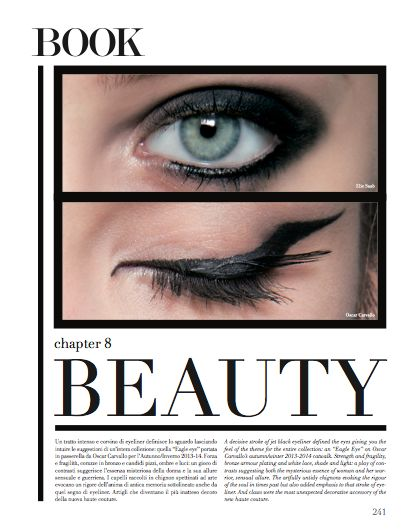 Beauty cover chapter. #beauty #makeup