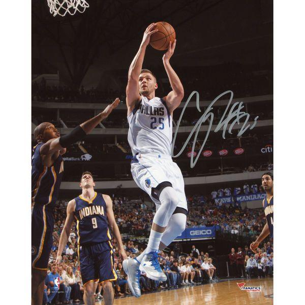 """Chandler Parsons Dallas Mavericks Fanatics Authentic Autographed 8"""" x 10"""" Lay-Up Photograph - $9.99"""