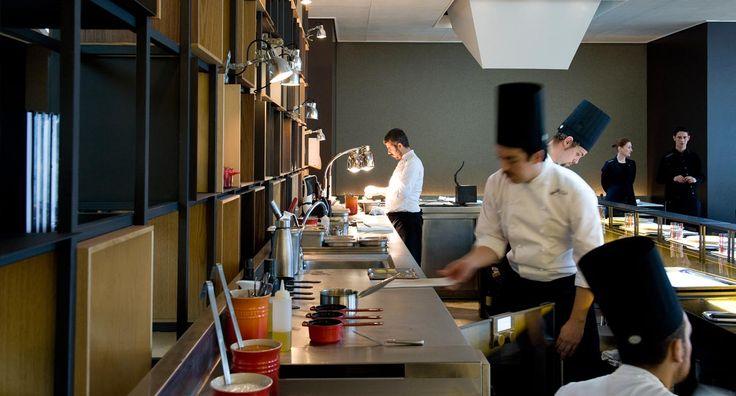 Michelin Star Hotel | Hotel Omm | Roca Moo  #gastronomicrestaurant #rocabarcelona #rocamoo #boutiquehotel #barcelona #michelinstarhotel #hotelomm
