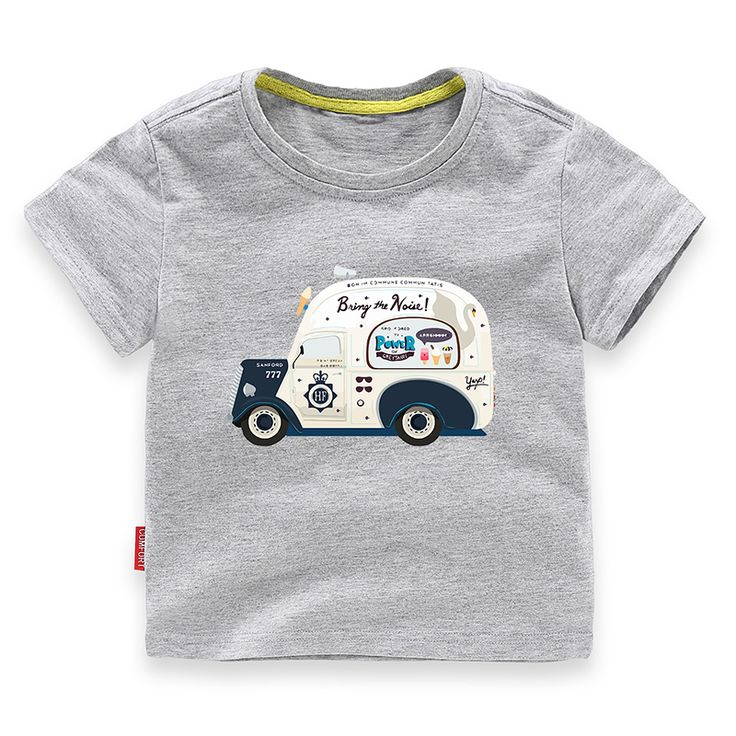 >> Click to Buy << Cotton T-shirt For boys age 10 11 12 Years old Print Car Pattern Hip Hop Blue Grey Yellow Color T-shirts For Boy Kids Bulk Sale #Affiliate