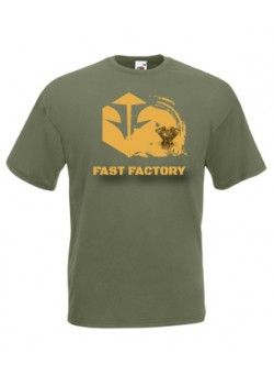 Tricou Fast Factory Series One