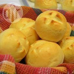 Zdjęcie do przepisu: Bułki z automatu do chleba