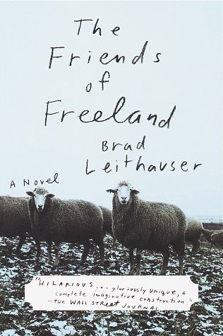 the friends of freeland - designer: paul sahre | typerface: handwriting | typography