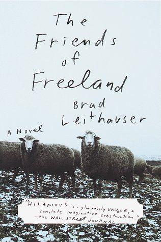 The Friends Of Freeland - design: Paul Sahre