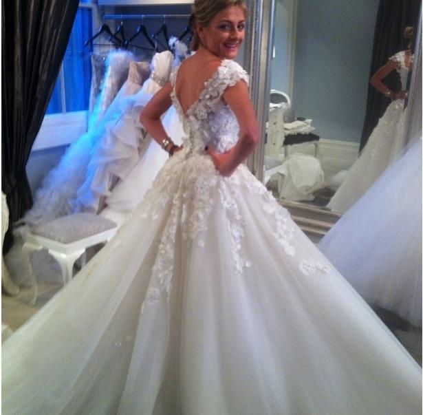 45 best Steven Khalil images on Pinterest | Short wedding gowns ...