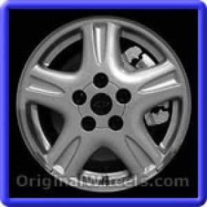 Chevrolet Venture 3500 2001 Wheels & Rims Hollander #5149  #Chevrolet #Venture #ChevyVenture #2001 #Wheels #Rims #Stock #Factory #Original #OEM #OE #Steel #Alloy #Used