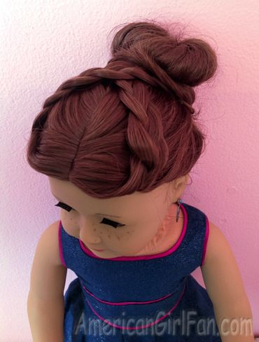 Hairstyle close american girl dolls and dolls Pinterest