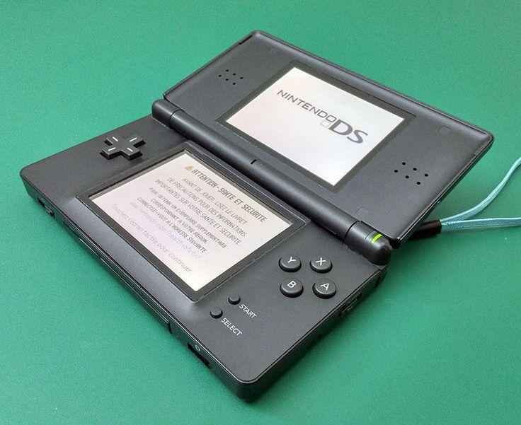 Console Nintendo DS Lite Noire - Acheter vendre sur Référence Gaming