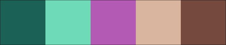 "Ansehen ""junglepink"". #AdobeColor https://color.adobe.com/de/junglepink-color-theme-6589455/"