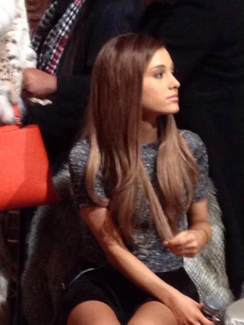Ariana Grande New Hair @ White House - http://oceanup.com/2014/03/07/ariana-grande-new-hair-white-house/