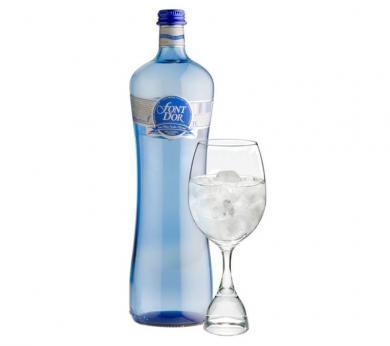 El agua sin gas de Vichy Catalán con la calidad de la empresa madre