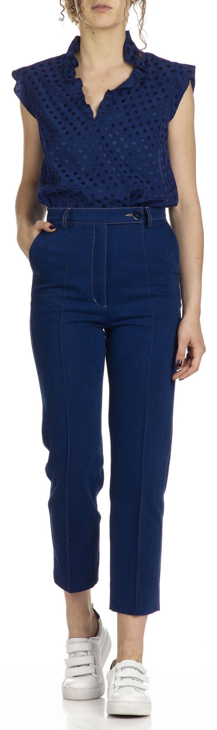 17 meilleures id es propos de pantalon taille haute femme sur pinterest pantalon femme. Black Bedroom Furniture Sets. Home Design Ideas
