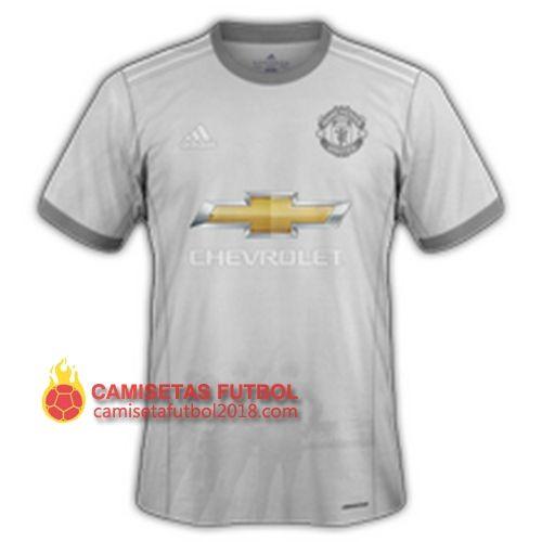 Tercera camiseta del Manchester United 2017 2018