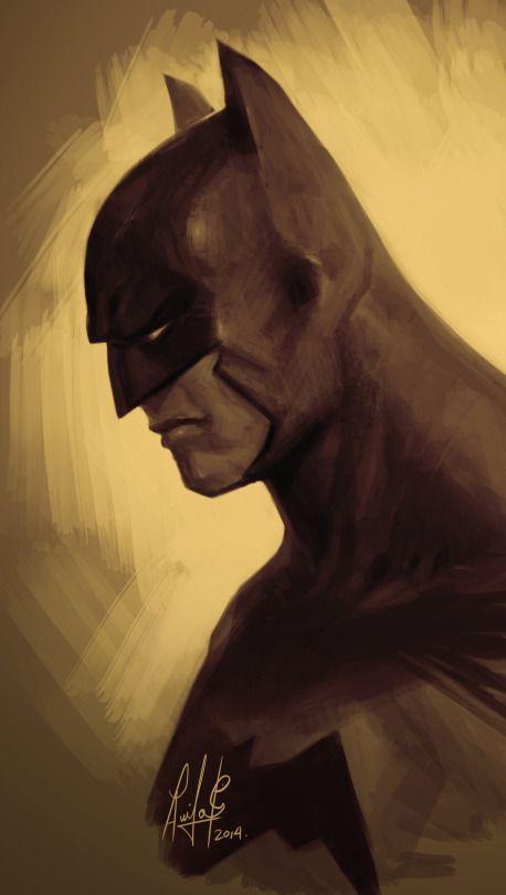 DC COMICS - Batman by Raciel Avila