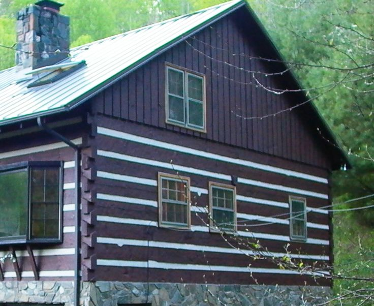 73 best images about chinking on pinterest stains cabin for Chinking log cabin