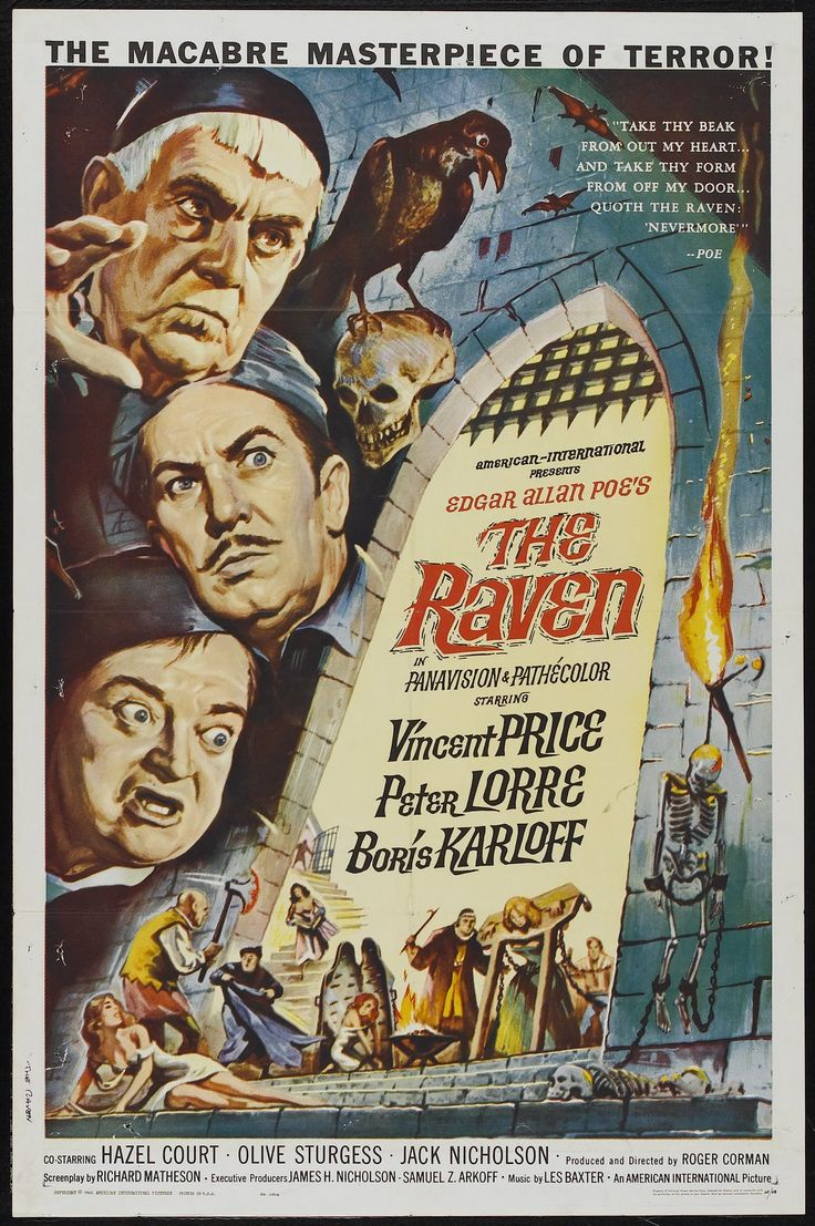 The Raven (1963)                                                                                                                                                     More