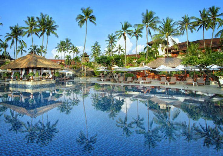Bali : Nusa Dua Beach Hotel & Spa : Indonesia
