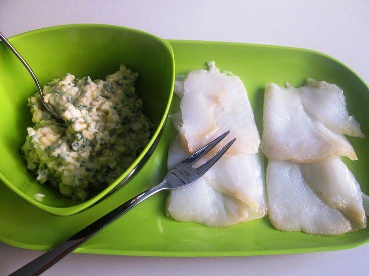 En verden af smag!: Røget Hellefisk og Æggesalat