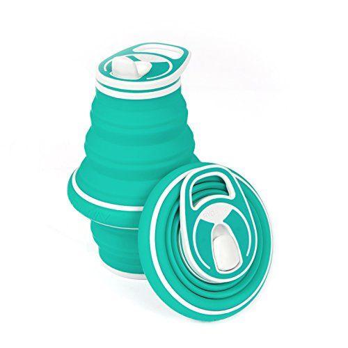 New! HYDAWAY Collapsible Pocket-sized Travel Water Bottle... https://www.amazon.com/dp/B01APTXCMI/ref=cm_sw_r_pi_dp_w8TJxbH9BPG8P