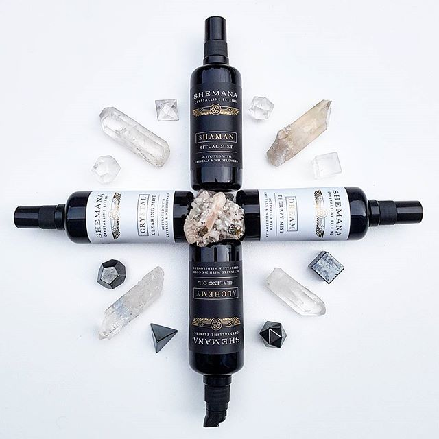 Continuing out theme of self-love this week and so excited to be stocking Shemana Crystaline Elixirs! ✨💜 The unique brand from Byron Bay create powerful ritual products for a little aromatherapeutic body misting and care. Designed to align and anchor your ultimate self, these products are great for meditation, yoga and well, any self-care ritual! The brand have created some absolutely beautiful, heart-centring and unique offerings. Be sure to check them out!