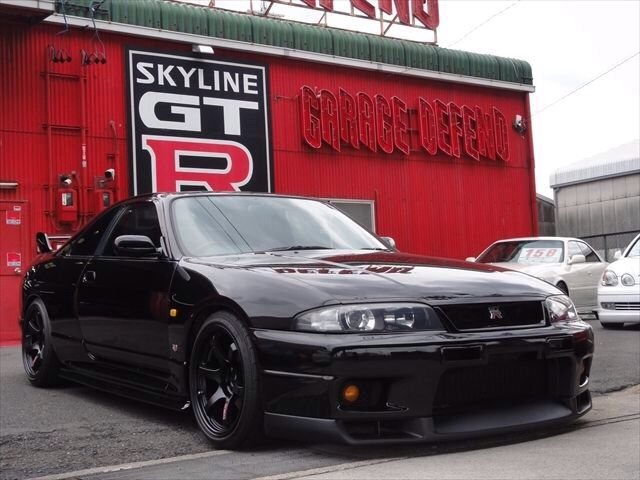 Skyline R33 GTR...