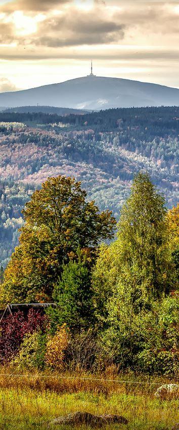 Jeseníky - Praděd - podzim