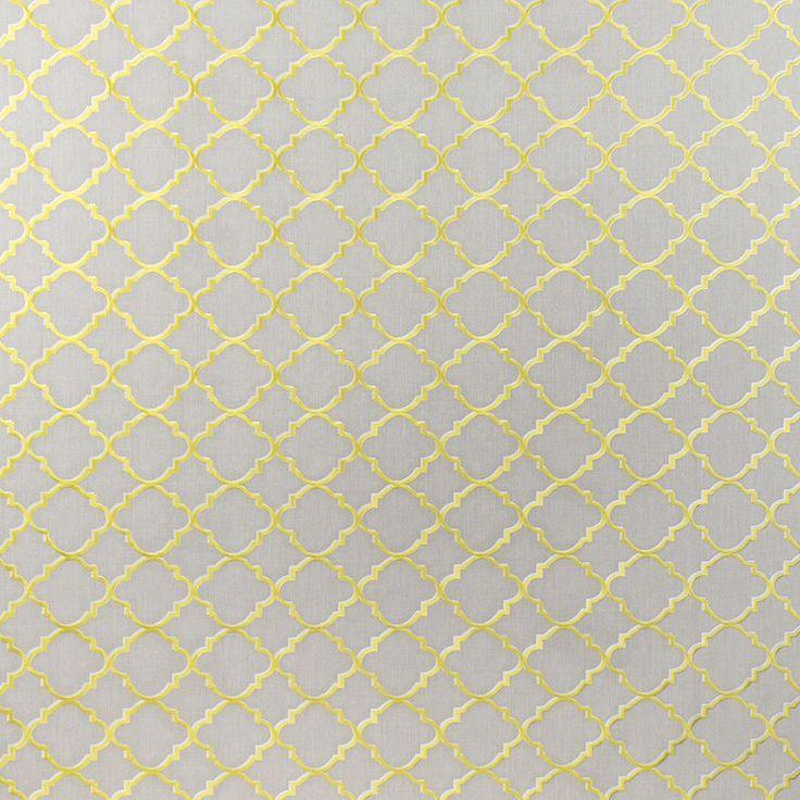 Warwick Fabrics : KANDA, Colour SUNSHINE