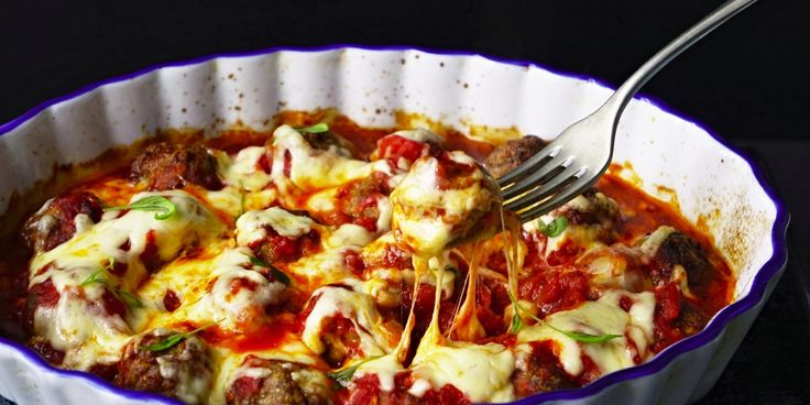 Masové kuličky pečené v rajčatové omáčce | Coolinářka