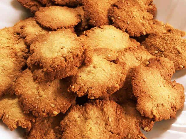 おからパウダーで☆さくさくクッキー☆の画像
