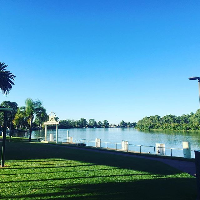 Yesterday in Renmark SA